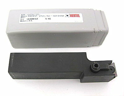 """CTCPL-164C Indexable Turning Toolholder 1"""" Square Shank New"""