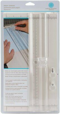 Martha Stewart paper trimmer/ Papierschneidemaschine
