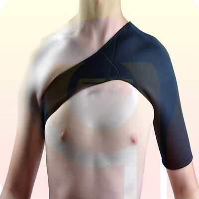1Pc Neoprene Brace Dislocation Pain Injury Arthritis Shoulder Support Strap