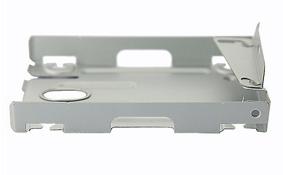 PS3 Super Slim Hard Disk Drive HDD Mounting Bracket Caddy For Sony + Screws UK