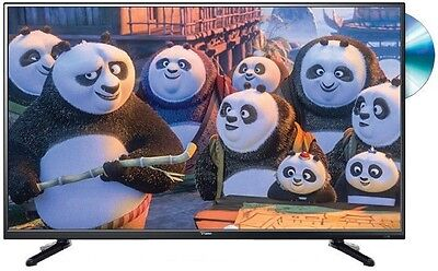 "BRAND NEW 24"" (60cm) HD LED LCD TV - DVD COMBO - USB RECORDING 240V AND 12 VOLTS"