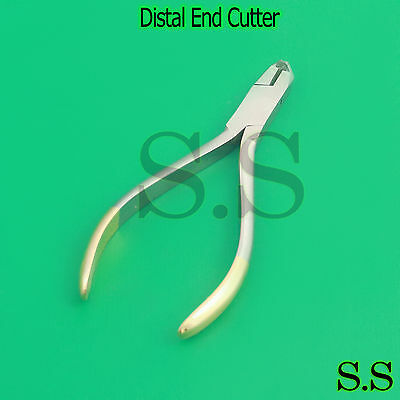 Mortified Distal End Cutter Flush Cut & Hold TC Tip Dental Orthodontic Pliers