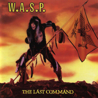 W.A.S.P. - Last Command  LP  RED