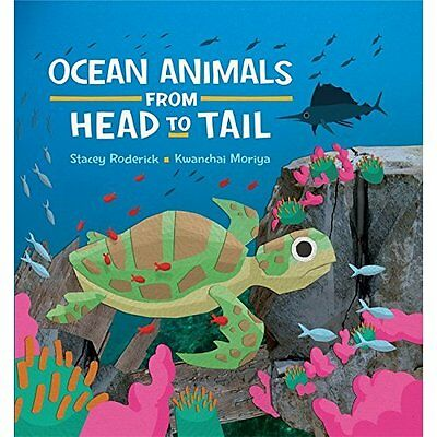 Ocean Animals from Head to Tail - Hardcover NEW Stacey Roderick 8 Sept. 2016
