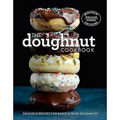 The Doughnut Cookbook: Williams-Sonoma - Hardcover NEW America's Test  1 Nov. 20