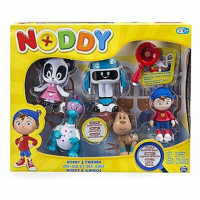 Noddy and Friends Figure Pack *BRAND NEW*