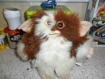 Gremlins Movie Gizmo 6-Inch Soft Plush Toy 1998 - Used/Played With