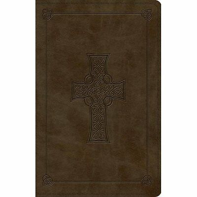 ESV Large Print Value Thinline Bible - Imitation Leather NEW Crossway Bibles 29