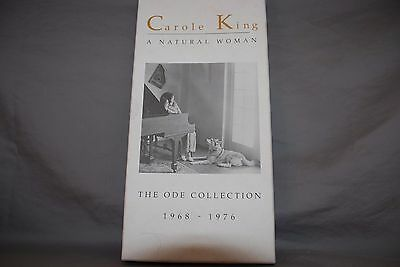 A Natural Woman The Ode Collection Carole King