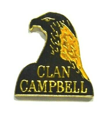 Pins Whisky Clan Campbell Aigle