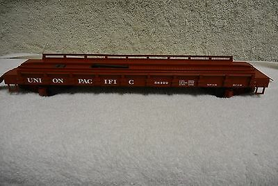 USA Trains G-Scale Union Pacific Flatbed Truck Carrier 58422 9995