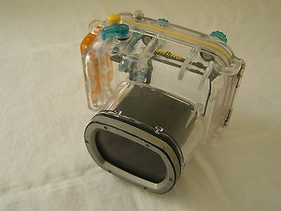 CANON WP-DC21 Waterproof Case for G9 Digital Cameras