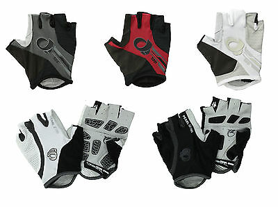 New Pearl Izumi Elite Gel Bike Cycling Bicycle Gloves Pair PICK SIZE STYLE COLOR
