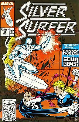 Silver Surfer (1987 2nd Series) #16 FN