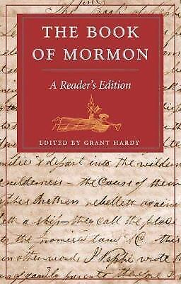 The Book of Mormon : A Reader's Edition (2005, Paperback)