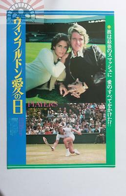MCH29035 Players 1979 Japan Chirashi Mini Movie Poster Flyer
