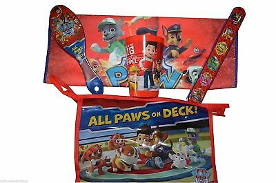 Paw Patrol Boys Bath Travel Set - Great for the stop-overs and weekends away