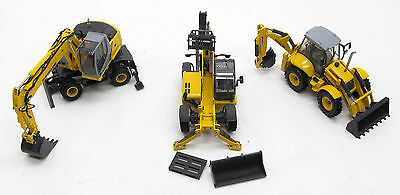 New Holland - VALUE PACK - 1:50 Scale by ROS
