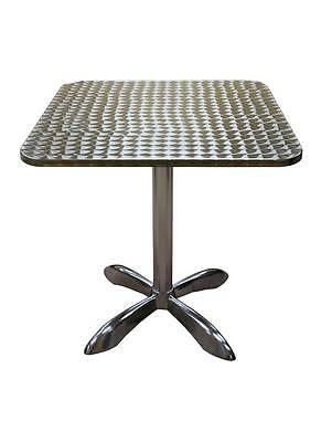 COOLNEW 31.5x31.5 ALUMINUM OUTDOOR PATIO RESTAURANT TABLE TOP FURNITURE