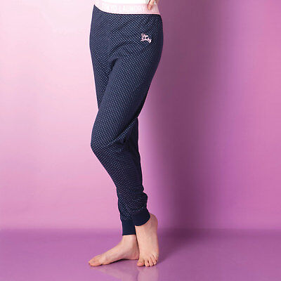 Womens Tokyo Laundry Amelie Spot Print Lounge Pants In Navy From Get The Label