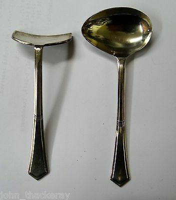 Silver Baby Spoon And Pusher ASP Ltd Hallmark 1960 Weight  39gms