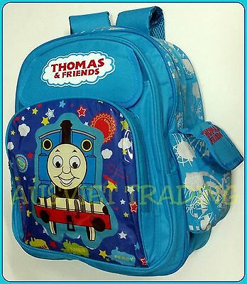 BNWT LARGE brand new Thomas Bag boys preschool Backpack