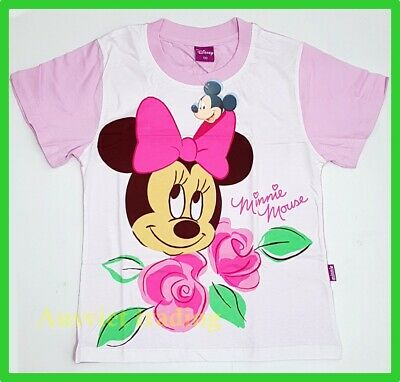 Brandnew BNWT top Minnie Mouse Tshirt new release cotton t-shirt
