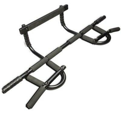 P90X: BNIB Chin Up Bar - B-Lines Resistance Bands & Extra Bands With P90X DVDs