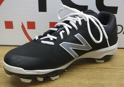 New New Balance Black Baseball Cleat Shoe Size 9.5 RIGHT FOOT AMPUTEE PL4040B3