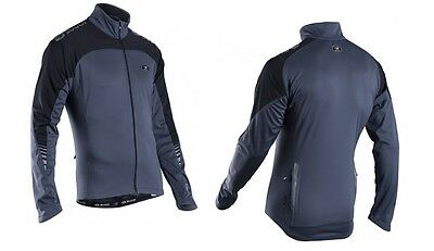 New Sugoi Men RS 180 Jacket Pro Fit Softshell Thermal Insulated Fall Winter Larg