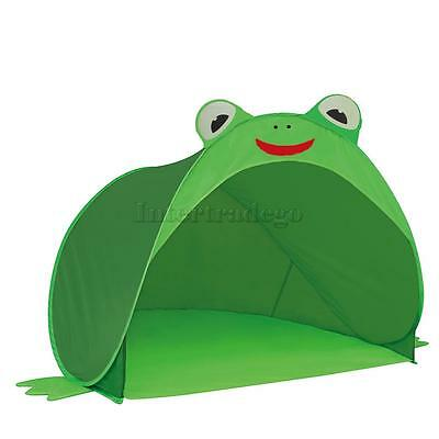 Frog Baby Play Tent Kid Playhouse House Party Game Baby Camping Preschool