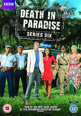 Death In Paradise - Series 6 [New DVD]