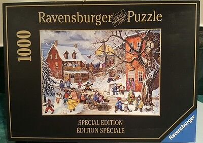 Lots Of Fun By Pauline Paquin  Ravensburger 1000 Pcs Special Edition Puzzle