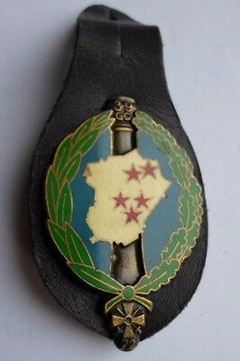 France / French  Military Badge