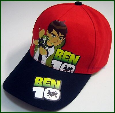 BNWT Ben 10 Ben Ten hat kids children boys girls Beanie Scarf Gloves 3pc set
