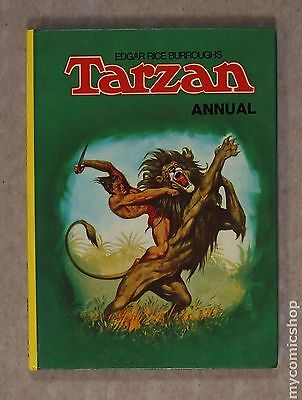 Tarzan Annual UK HC (1960) #1974 FN 6.0