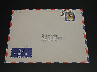 Kuwait 1971 airmail cover to Germany *9382