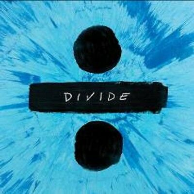 Ed Sheeran - ÷ (Divide) - New CD Album