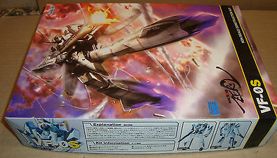 Macross Zero Vf/0S Non Scale Construction Kit Wave Corporation 2006