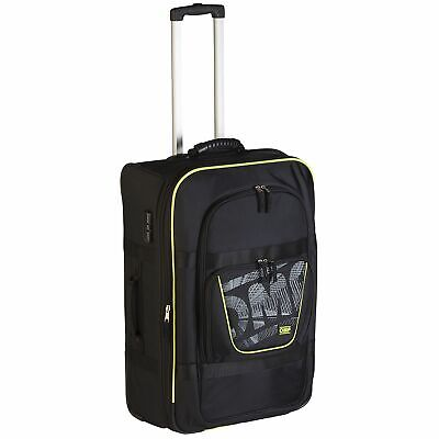 OMP Trolley Rally/Racing Kit Wheeled Luggage Bag - Black - 70cm - ORA/2973