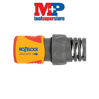 Hozelock 2065 2065 Aqua Stop Hose Connector for 19mm (3/4 in) Hose