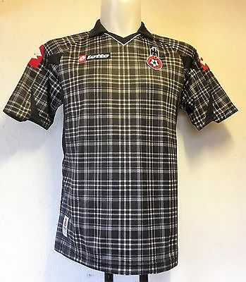 Ogc Nice Cote D'azur 2010/11 S/s 3Rd Shirt By Lotto Size Adults Small Brand New