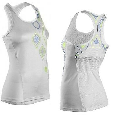 New Sugoi Women Jackie Sleeveless Top Running Tank Yoga NWT CHOOSE SIZE & COLOR