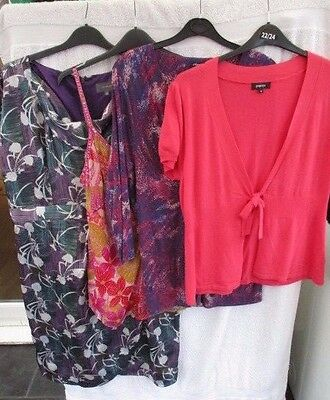 Bundle (623) Size 18 Dash , Monsoon , Et Vous Etc