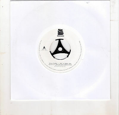 """King Tubby Bag A Wire Dub 7"""" Vinyl Record Promo"""