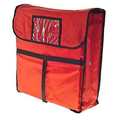 "Update International (PIB-20) 20"" x 20"" Insulated Pizza Delivery Bag New"