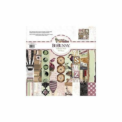 Bo Bunny Beautiful Dreamer 12X12 Collection Kit Pack Scrapbooking Paper