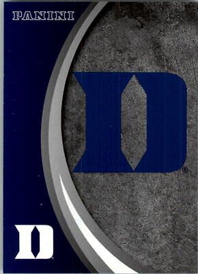 2015 Panini Duke Multi-Sport Card #6 Official Logo