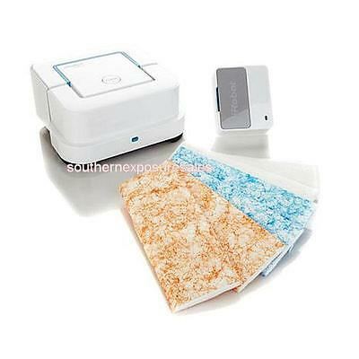 iRobot® Braava jet™ 240 Sweeping and Mopping Robot with Pad Pack New In Box