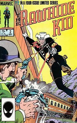 Rawhide Kid (1985) #2 VF